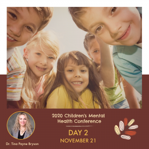 Online Children's Mental Health Conference – Saturday, Nov 21 – RECORDINGS (CAD)