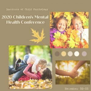 Online Children's Mental Health Conference – FULL WEEKEND RECORDINGS (CAD)